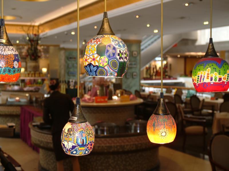 Restaurant Guangdong Hotel (sheng Fu)