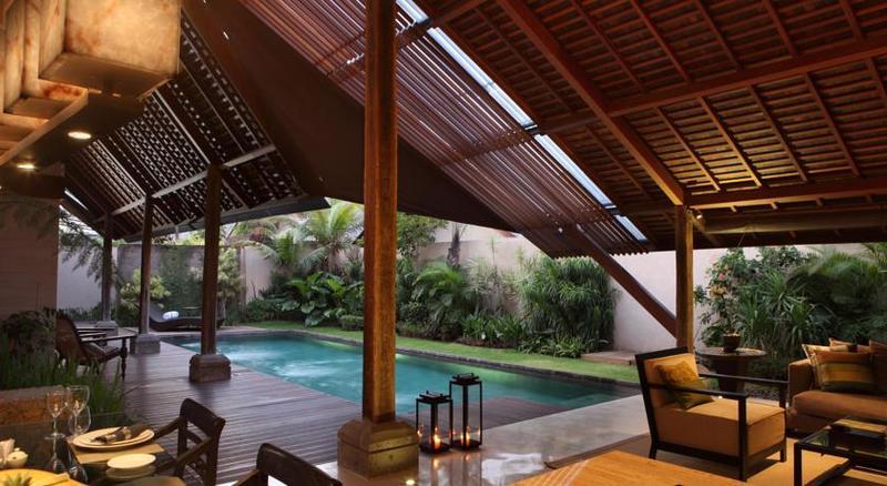 General view Ametis Villa Bali