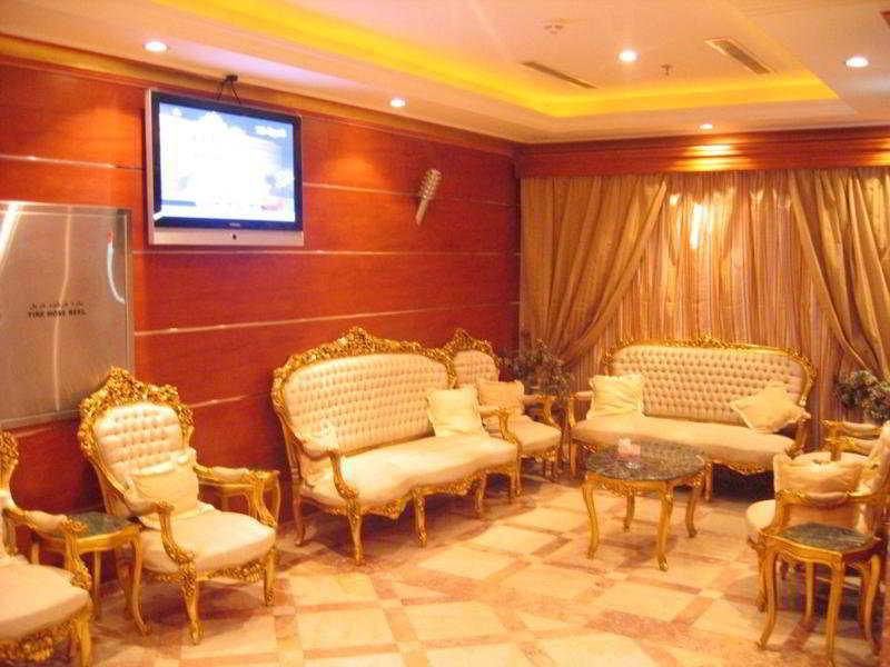 Lobby Makkah Dar Al Manasek