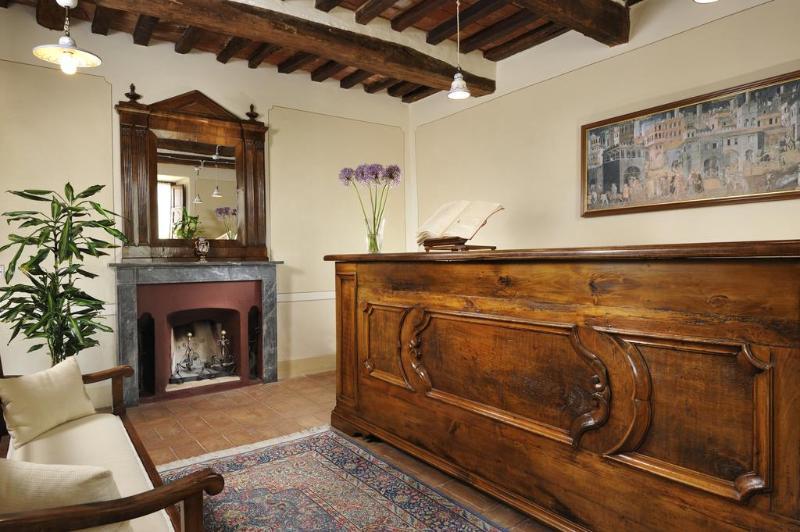 Lobby Borgo Casabianca