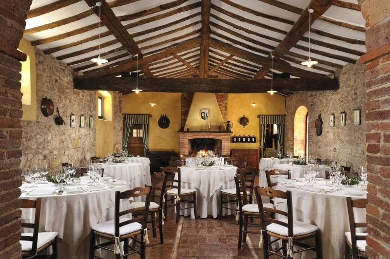 Restaurant Borgo Casabianca