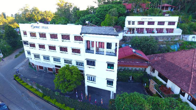 General view Orient Hotel Bandarawela