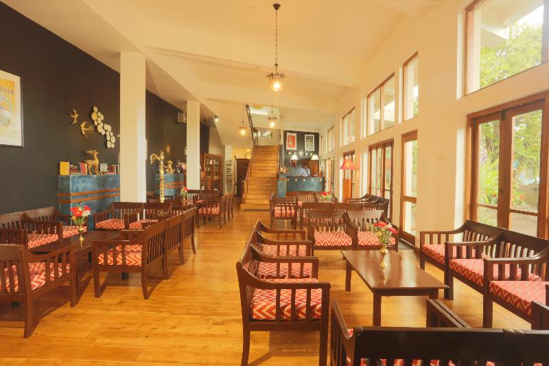 Lobby Orient Hotel Bandarawela