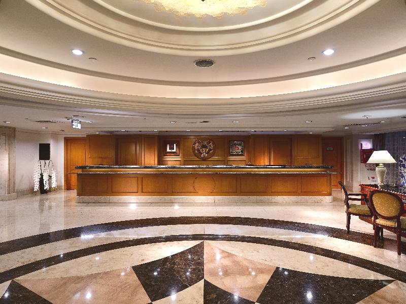 Lobby Imperial Hotel Taipei