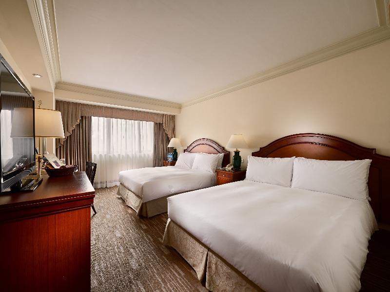Room Imperial Hotel Taipei