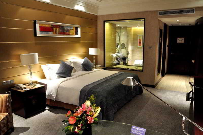 Room Howard Johnson Riverfront Plaza Fuzhou