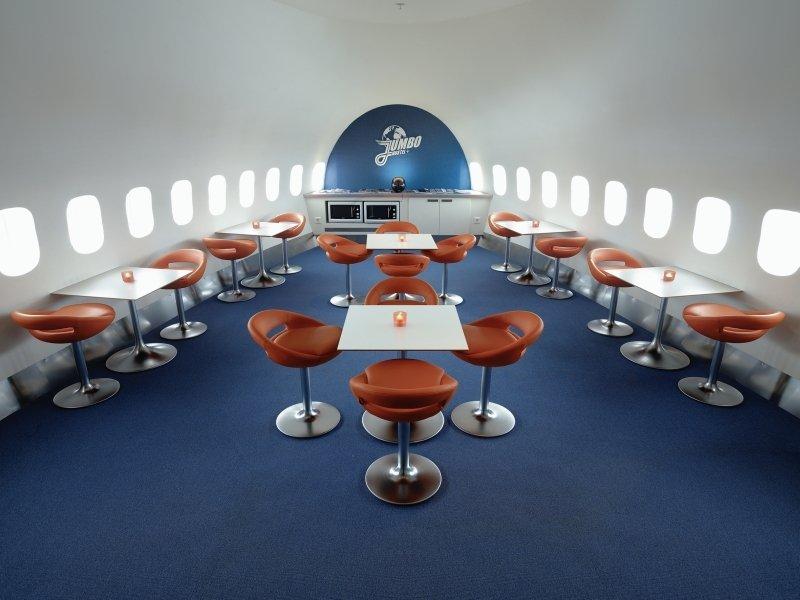 Restaurant Jumbo Stay (airplane Hotel)