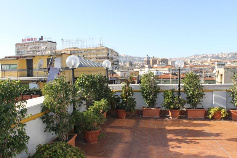 Terrace Garden Hotel