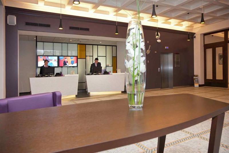 Lobby Mercure Ostrava Center