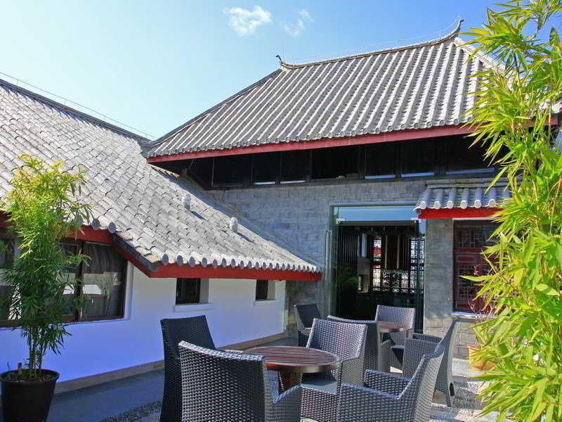 Terrace Jinyueyuan Air Botique