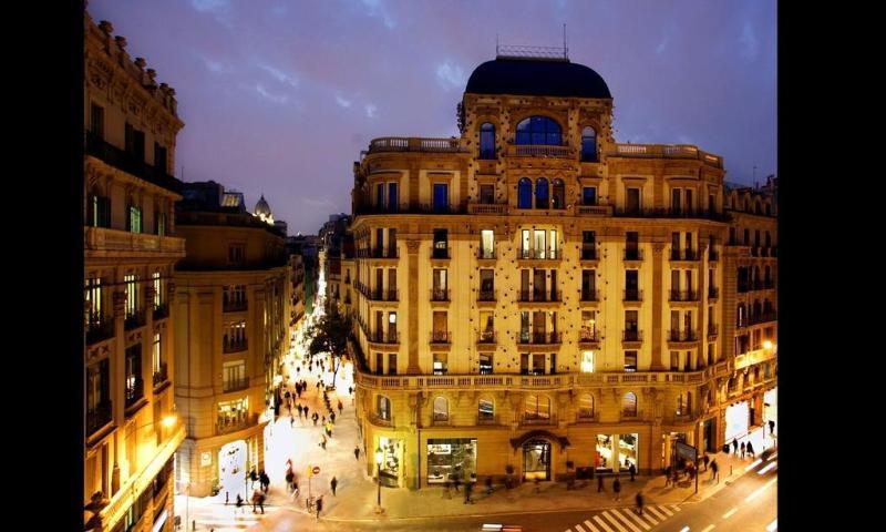 Cheap Holidays To Ohla Barcelona Barcelona