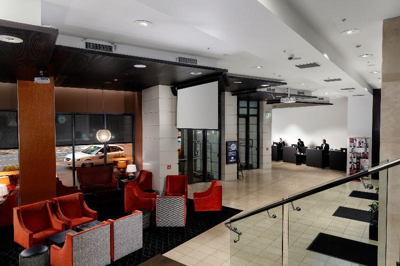 Lobby Rydges Wellington