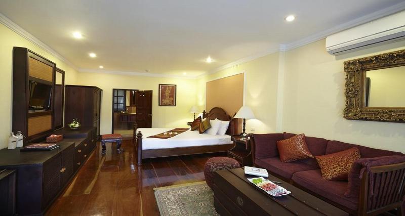 Foto del Hotel Villa Santi del viaje indochina etnica cultural