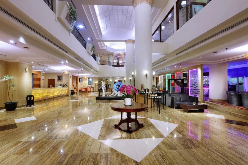 Lobby Grand Candi