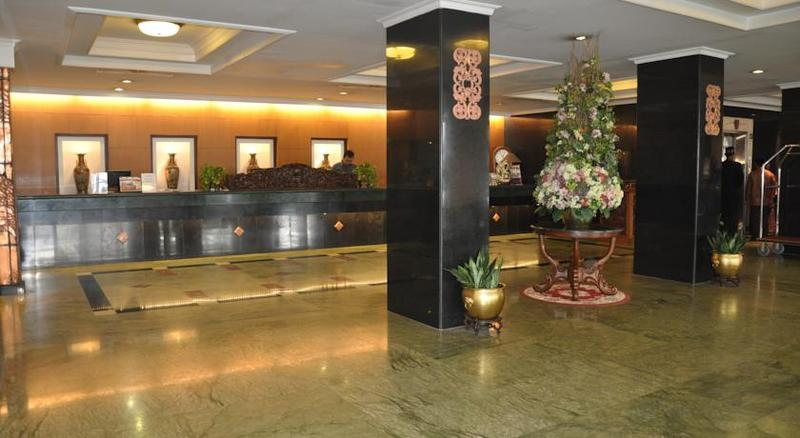 General view New Metro Hotel Semarang