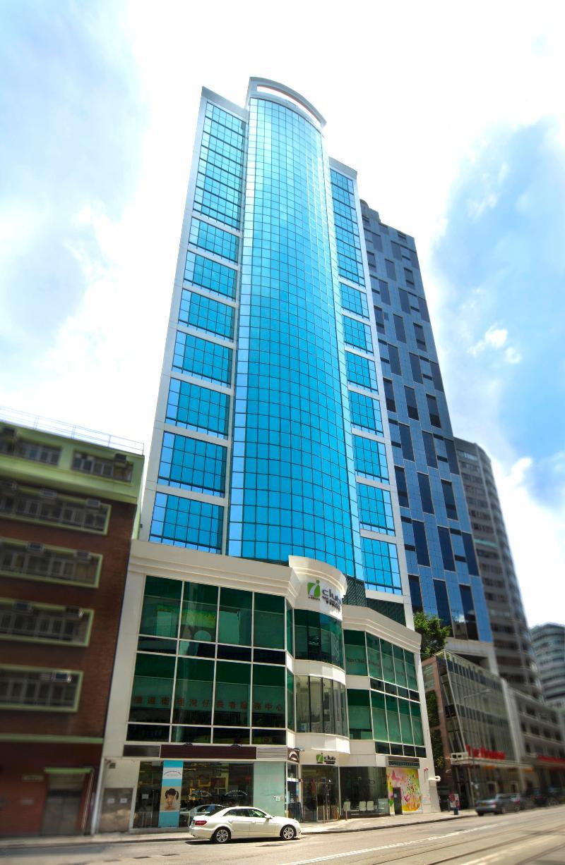 General view Iclub Wan Chai Hotel