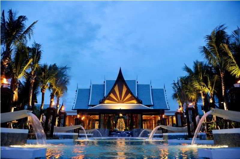 General view Natai Beach Resort And Spa Phangnga