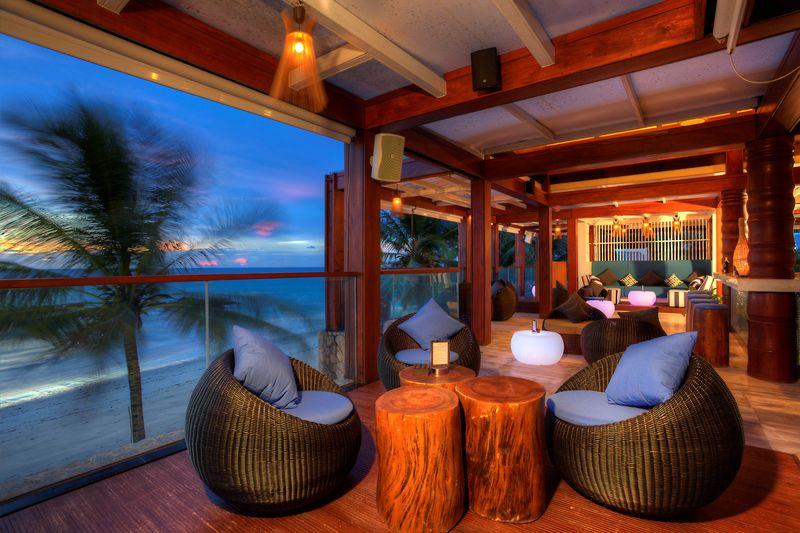 Lobby Natai Beach Resort And Spa Phangnga