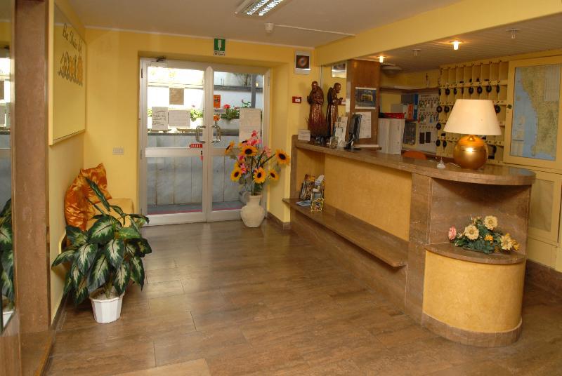 Lobby Baia Del Sorriso