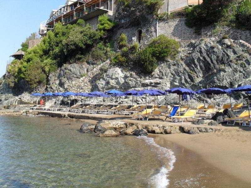 Beach Baia Del Sorriso
