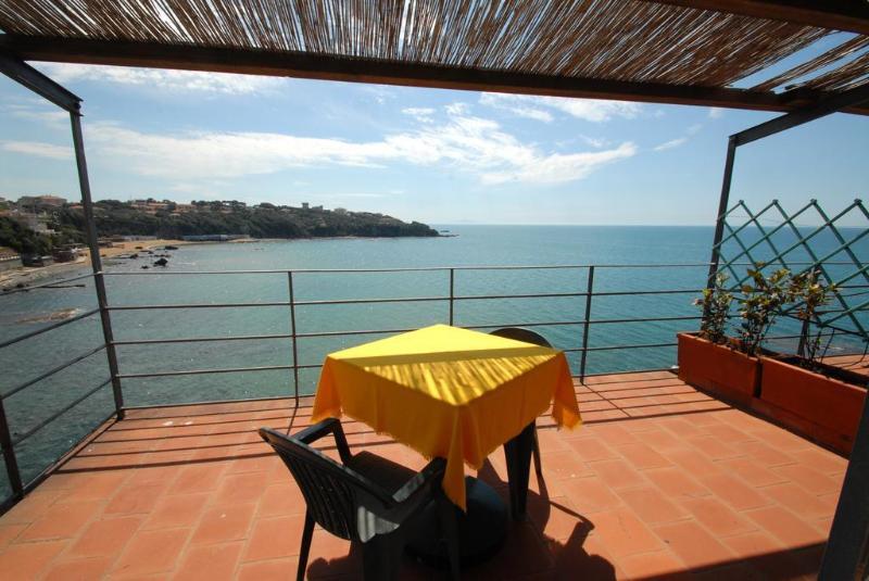 Terrace Baia Del Sorriso