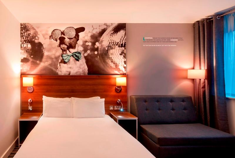 Room Days Inn Liverpool