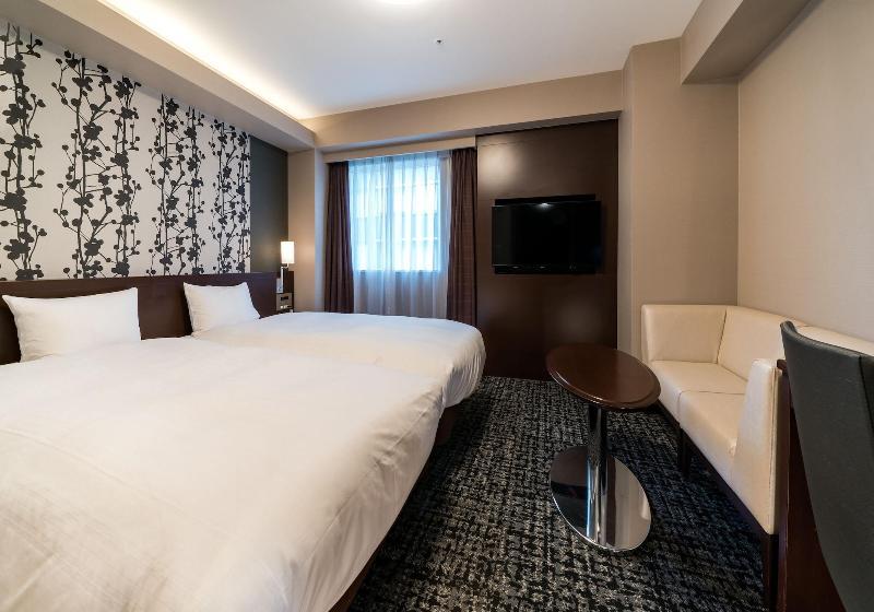 Daiwa Roynet Nagoya-Ekimae - Room - 9