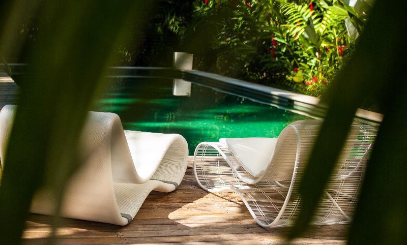 Pool Le Cameleon Hotel