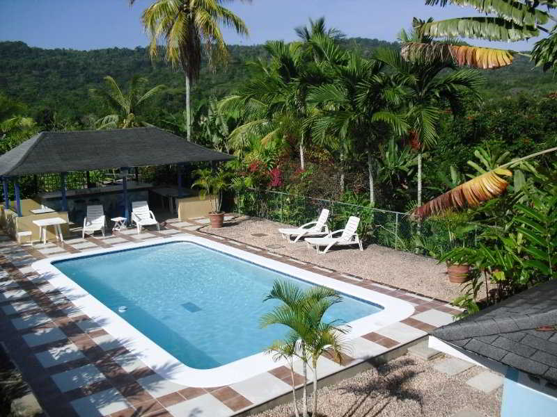 Pool Tamarind Great House
