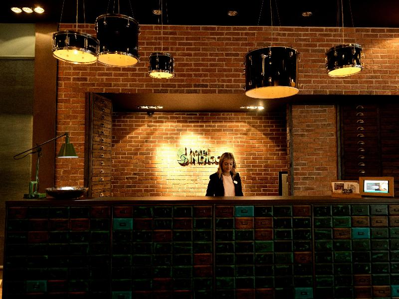 Lobby Indigo Liverpool