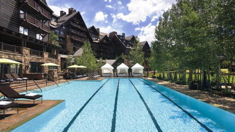 Pool The Ritz-carlton, Bachelor Gulch