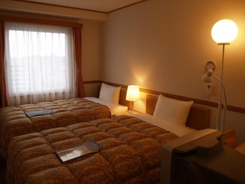 Toyoko Inn Iwaki Ekimae - Hotel - 1