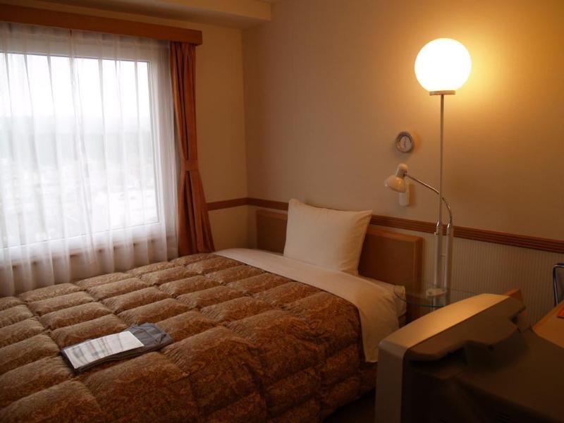 Toyoko Inn Iwaki Ekimae - Hotel - 2