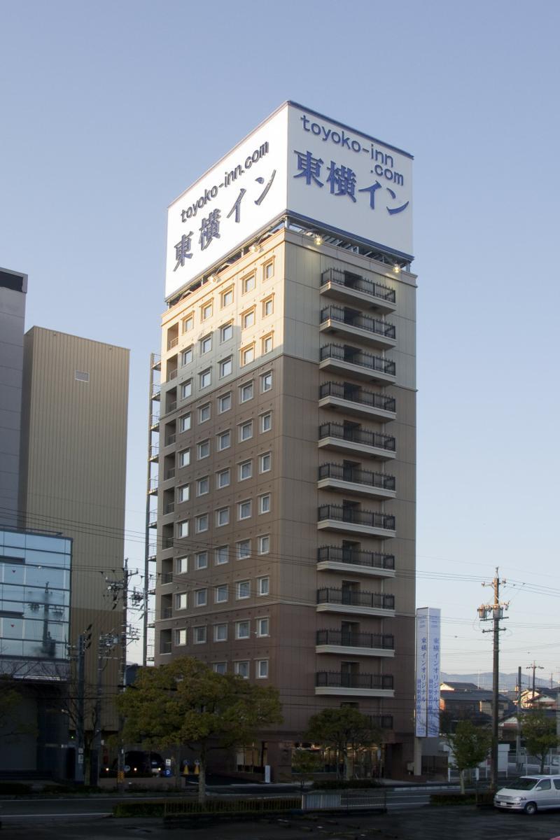 Toyoko Inn Kakegawa-eki Shinkansen-minami-guchi - Hotel - 4