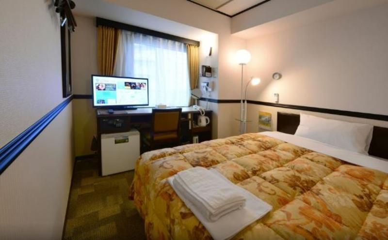 Toyoko Inn Kakegawa-eki Shinkansen-minami-guchi - Room - 1