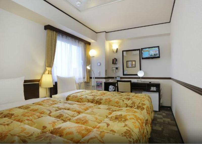 Toyoko Inn Kakegawa-eki Shinkansen-minami-guchi - Room - 7