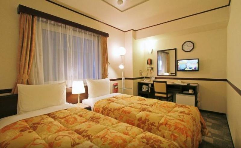 Toyoko Inn Kakegawa-eki Shinkansen-minami-guchi - Room - 6