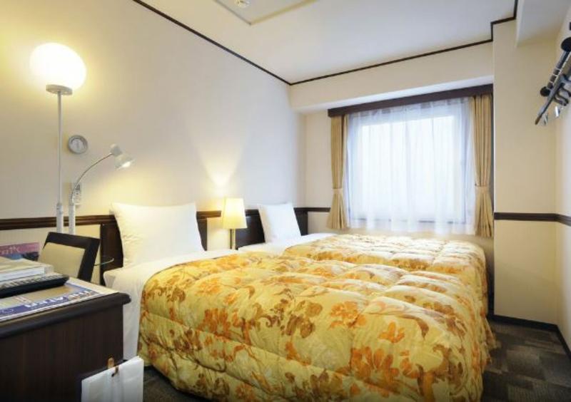 Toyoko Inn Kakegawa-eki Shinkansen-minami-guchi - Room - 5