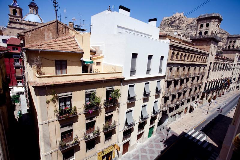 General view Apartamentos Premium Alicante