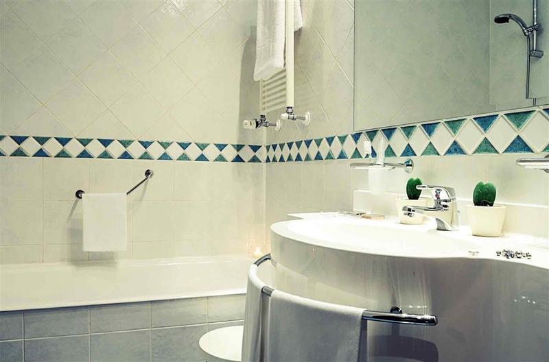 Room Mercure Genova San Biagio