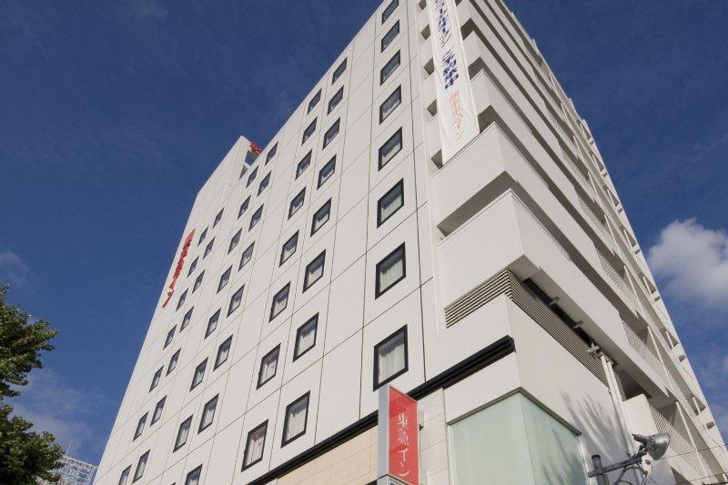 General view Kumamoto Tokyu Rei Inn