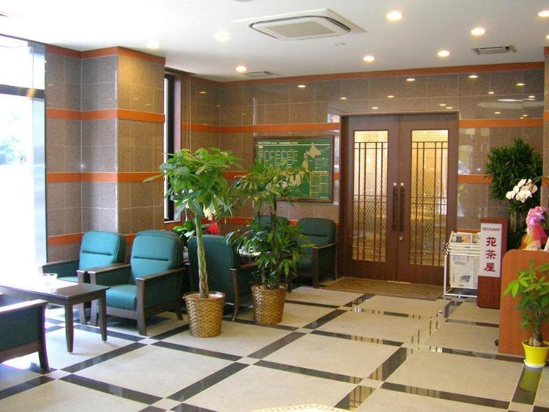 General view Route Inn Oitaekimae
