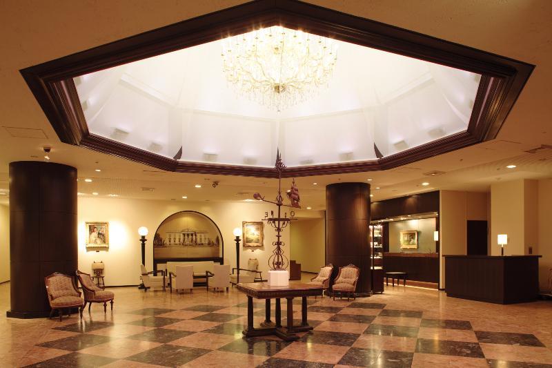 Lobby Monterey Yokohama