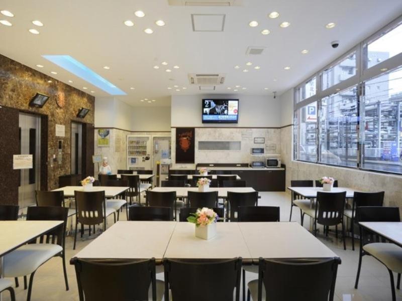 Toyoko Inn Osaka Tsuruhashi Ekimae - Pool - 2