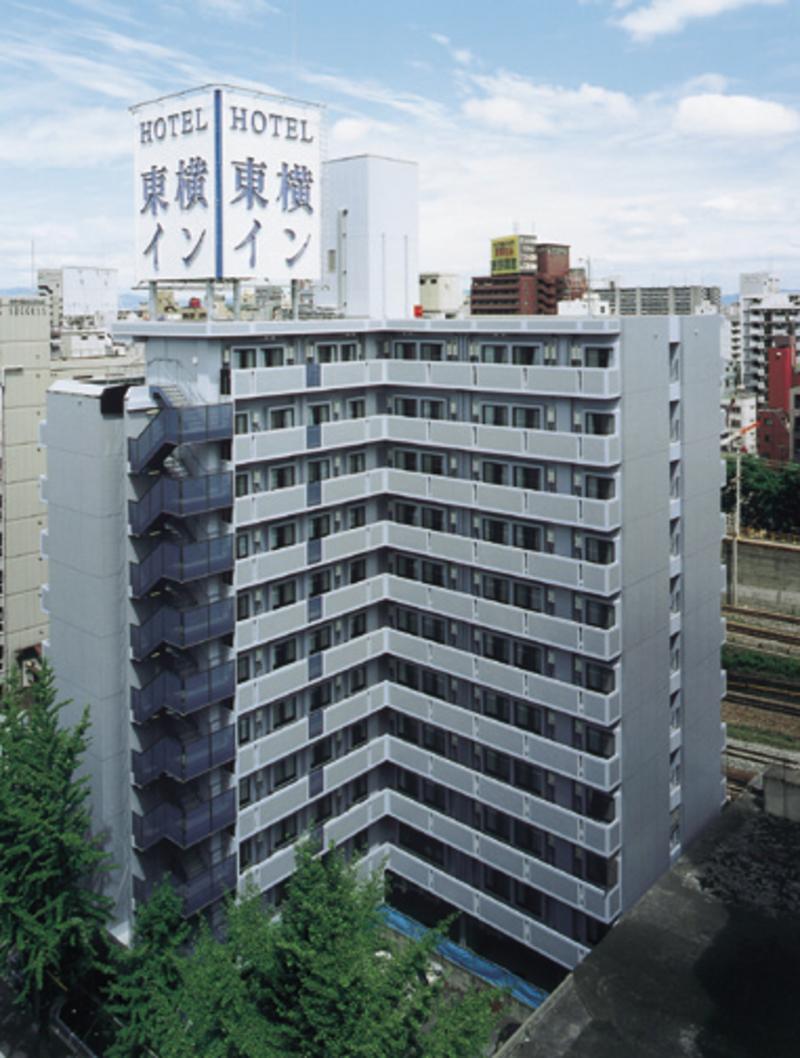 Toyoko Inn Shin-Osaka Chuo-Guchi Shinkan - Hotel - 4