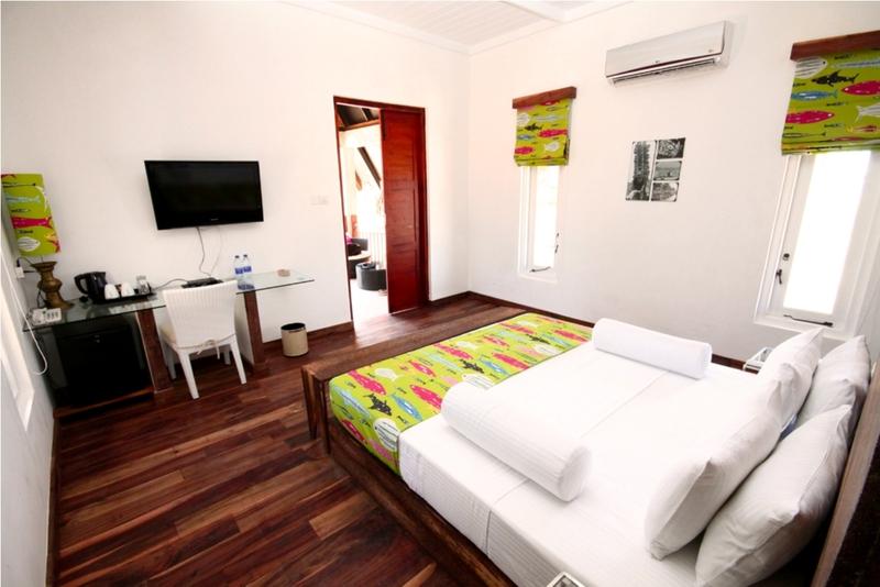 Room Maalu Maalu Resort And Spa
