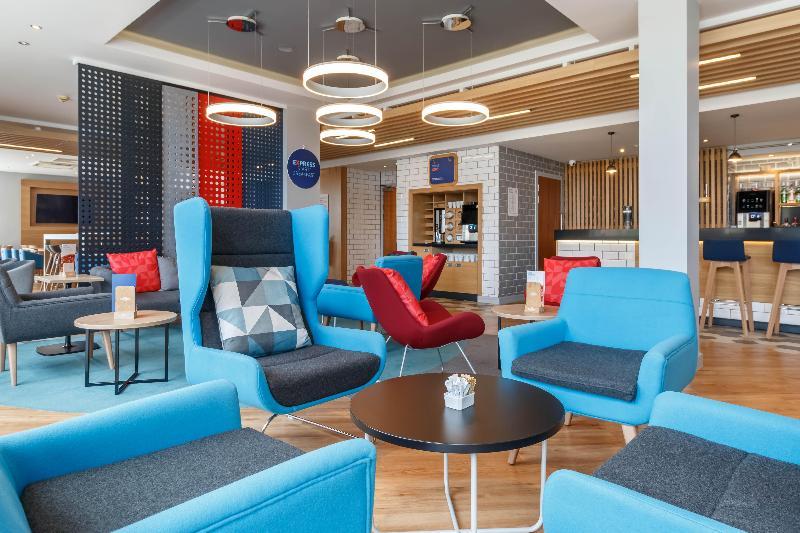 Restaurant Holiday Inn Express Walsall
