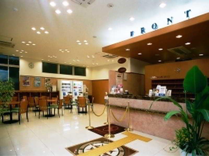 Lobby Toyoko Inn Yokohama Tsurumi-eki Higashi-guchi