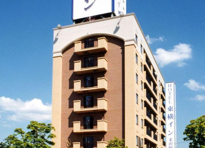Toyoko Inn Yonezawa Ekimae - Hotel - 3