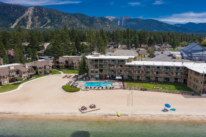 General view Tahoe Lakeshore Lodge & Spa